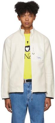 Kenzo Off-White Polar Tech Jacket