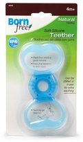 Born Free Silicone Teether by