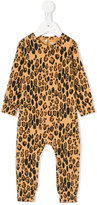 Mini Rodini leopard print romper