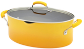 Rachael Ray 8QT. Large Oval Covered Pasta Pot