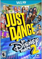 Nintendo Just Dance Disney Party 2 Wii U