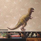 York Wallcoverings Dinosaur T-Rex Peel and Stick Giant Wall Decal