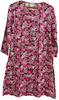 agnès b. Pink Cotton Dress for Women