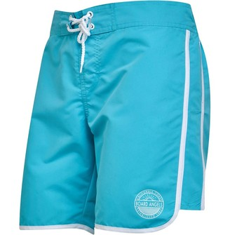 Board Angels Womens Board Shorts Aqua