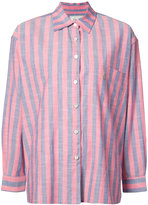 L'Equip striped shirt