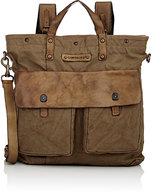 Campomaggi Men's Convertible Double-Handle Tote Bag