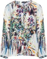 Jette Joop Plus Size Tropical print blouse