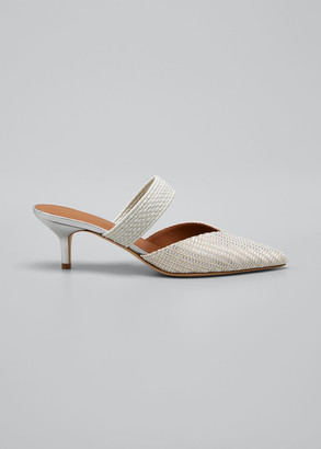 Malone Souliers Maisie 45mm Slide Mules