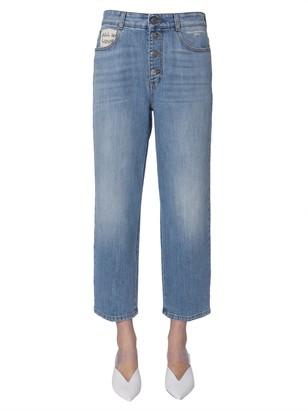 Stella McCartney Boyfriend Fit Jeans