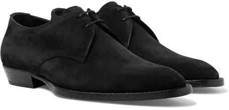 2563a6ea90 Wyatt Suede Derby Shoes