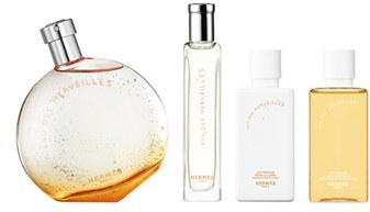 Hermes Eau de Merveilles - Eau de toilette natural spray holiday set