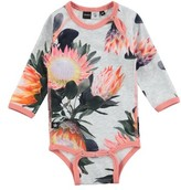 Molo Infant Girl's Fonda Flower Print Bodysuit