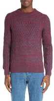 A.P.C. Men's Wexford Wool Jacquard Sweater