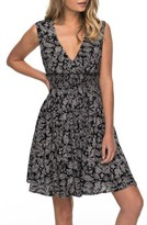 Roxy Women's Angelic Grace Print Dress