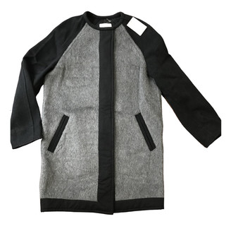 Etoile Isabel Marant Grey Wool Coats