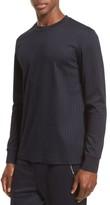3.1 Phillip Lim Men's Stripe Long Sleeve T-Shirt