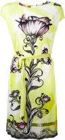 Versace floral print dress - women - Viscose - 40