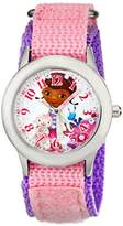 Disney Kids' W001933 Doc McStuffins Analog Display Analog Quartz Watch