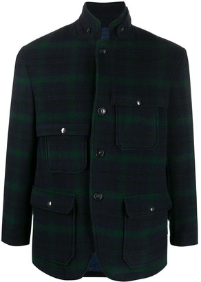 Woolrich Big Game check jacket