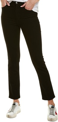 Joe's Jeans Bassie High-Rise Straight Ankle Jean