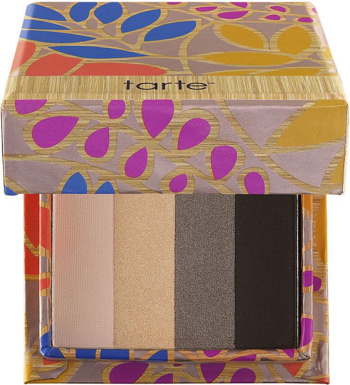 Tarte beauty & the box Amazonian clay eyeshadow quad, just deserts 1 ea