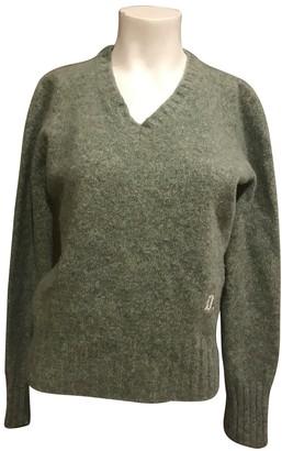 Dondup Khaki Wool Knitwear for Women