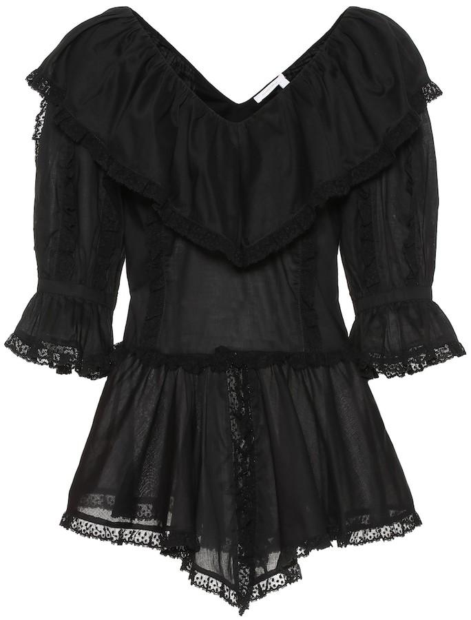 01c2348f46 Cotton blouse