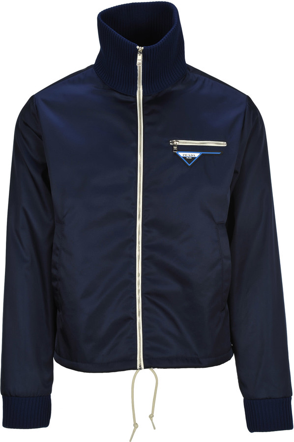 cdbf061a12 Nylon Gabardine Jacket