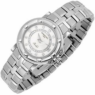 Raymond Weil Parsifal - Ladies' Diamond River and Mother of Pearl Date Watch