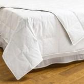 DownTown Villa Lite Collection European White Down Comforter - Super Queen