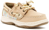 Sperry Ivyfish Jr. Boat Shoe - Wide Width Available (Toddler & Little Kid)