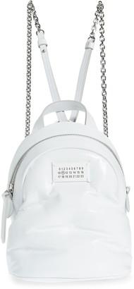 Maison Margiela Glam Slam Mini Leather Backpack