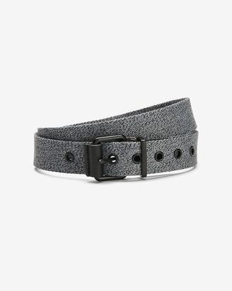 Express Woven Prong Buckle Belt