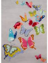 Momeni Floating Butterflies Rug