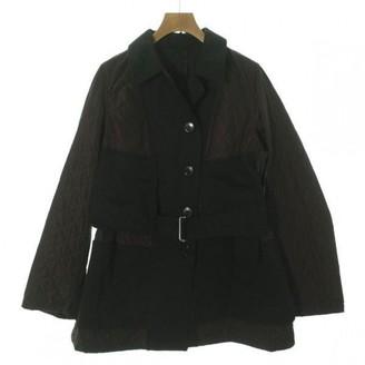 Dries Van Noten Purple Leather Jacket for Women