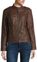 Liz Claiborne Midweight Motorcycle Jacket