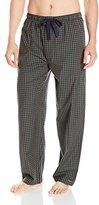 Izod Men's Yarn-Dye Woven Broadcloth Pajama Pant