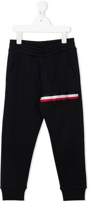 Moncler Enfant Cotton Track Pants
