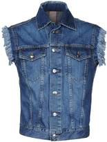 (+) People + PEOPLE Denim outerwear - Item 42611798