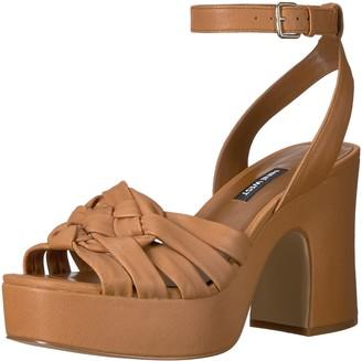 Nine West Women's FETUCHINI Heeled Sandal