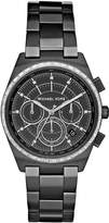 MICHAEL Michael Kors 38mm Vail Chronograph Watch, Black