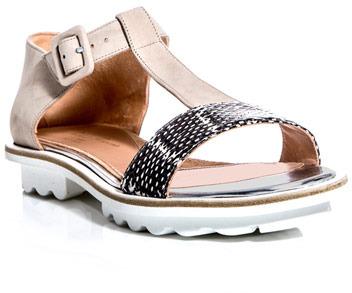 Robert Clergerie Bisons sandals