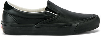 Vans OG Slip-On 59 LX in Black | FWRD