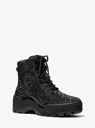 Michael Kors Shane Embellished Boot