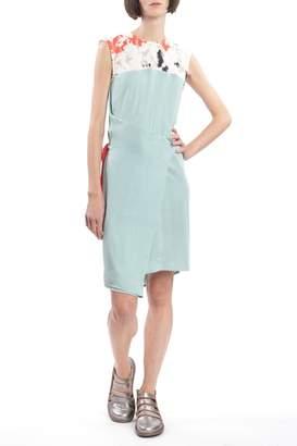 Clara Kaesdorf Changeable Dress Green