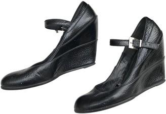 Fendi Black Patent leather Heels