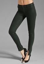 J Brand Vera Mid Rise Skinny