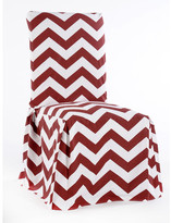 Classic Slipcovers Dining Chair Skirted Slipcover
