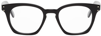 Gucci Black Square Glasses