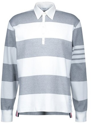 Thom Browne Striped polo shirt